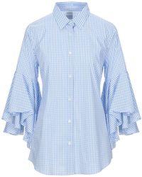 Sara Roka Shirt - Blue