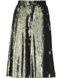 Marques'Almeida Midi Skirt - Green