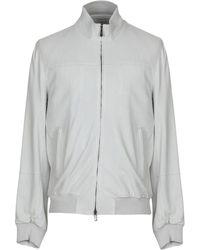 Enrico Mandelli Jacket - Grey