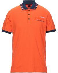 Paul & Shark Poloshirt - Orange