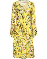 Saucony Knee-length Dress - Yellow