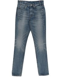 Celine Denim Trousers - Blue