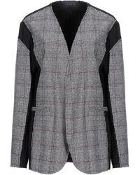 FEDERICA TOSI Suit Jacket - Black