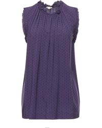 40weft T-shirt - Purple