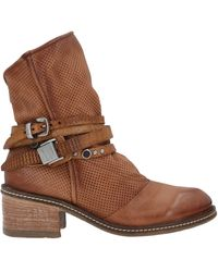 A.s.98 Ankle Boots - Brown