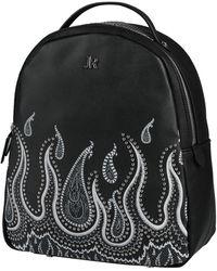 John Richmond Backpacks & Fanny Packs - Black