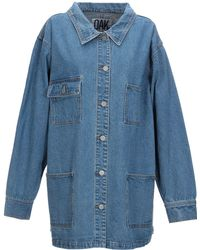 OAK - Denim Outerwear - Lyst