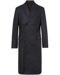 Oliver Spencer Coat - Blue