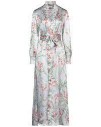 Seren London Long Dress - Multicolor