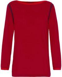 Vanessa Seward Sweater - Red