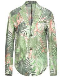 Y's Yohji Yamamoto Suit Jacket - Green