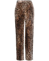 Marc Cain Casual Trouser - Natural