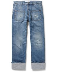 Loewe Pantaloni jeans - Blu