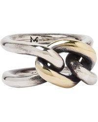 M. Cohen Ring - Metallic