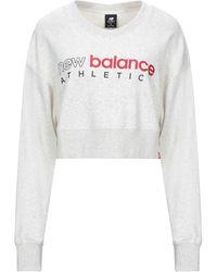 New Balance Sweatshirt - Grey