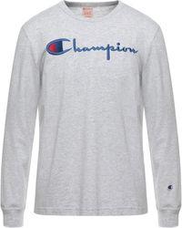 Champion Camiseta - Gris