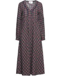 Leon & Harper Long Dress - Multicolour