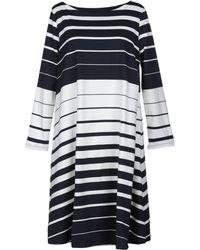Petit Bateau Short Dress - Blue