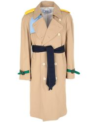 LC23 Overcoat - Natural
