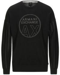 Armani Exchange Pullover - Negro
