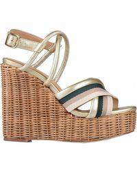 Paloma Barceló Sandals - Metallic