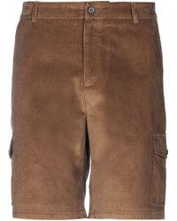 Les Deux Shorts & Bermuda Shorts - Brown