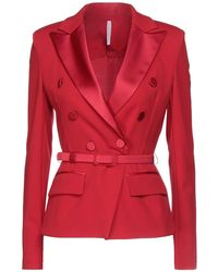 Imperial Suit Jacket - Red
