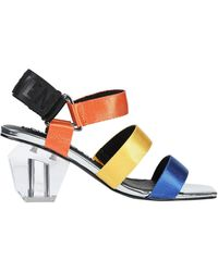 Sixtyseven Sandals - Blue