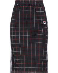 Fila Midi Skirt - Black
