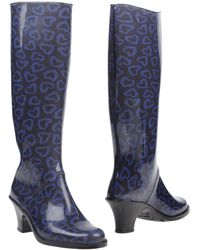Marc By Marc Jacobs Boots - Blue
