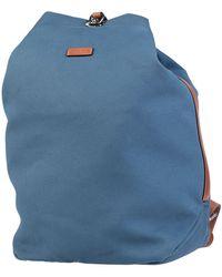 Giorgio Armani Backpacks & Bum Bags - Blue