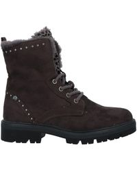 Xti Ankle Boots - Grey