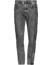 Just Cavalli Pantalon en jean - Gris