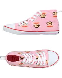Paul Frank High-tops & Trainers - Pink