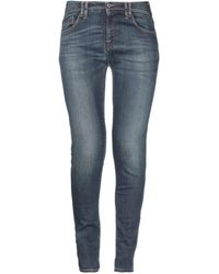 Armani Jeans Denim Pants - Blue