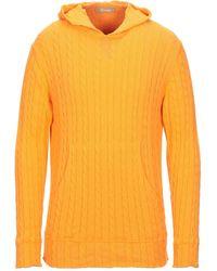 Obvious Basic Jumper - Orange