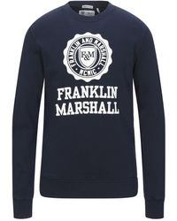 Franklin & Marshall Sweatshirt - Blue