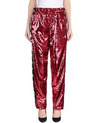 Kappa Trousers - Red