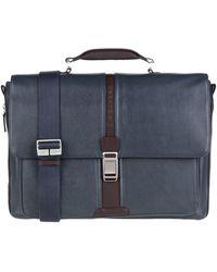 Piquadro Handbag - Blue