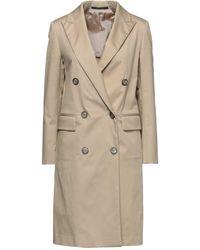 Tagliatore 0205 Overcoat - Natural