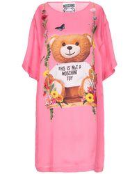 Moschino Short Dress - Pink