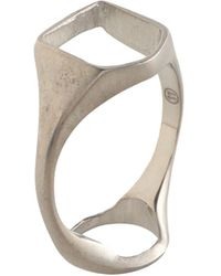 Maison Margiela Ring - Mettallic