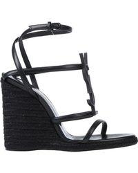 Saint Laurent Sandals - Black