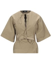 DSquared² Blouse - Natural