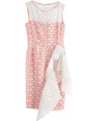 X's Milano Short Dress - Pink