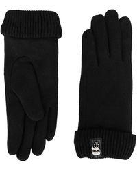 Karl Lagerfeld Gloves - Black
