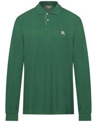 Burberry Poloshirt - Grün