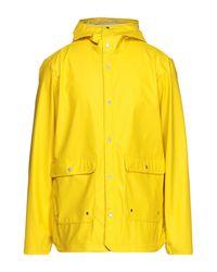 Herschel Supply Co. Overcoat - Yellow