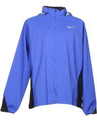 fe586e6b1d05 Lyst - Nike Jacket in Pink for Men