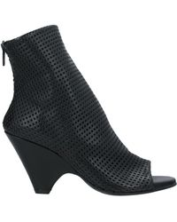 The Last Conspiracy Ankle Boots - Black